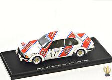 1:43 Spark S8400 BMW 320, Rallye Monte Carlo 1980, Makinen/Aho #17