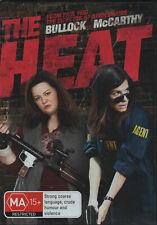 The Heat DVD Region 4 Sandra Bullock Melissa McCarthy Comedy Ma15 Movie Good