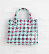 Green Spotty Oilcloth Shopping Gym Swimming Bag by Katz Dancewear Pp5g Christmas