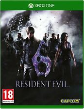 Resident Evil 6 HD Remake (Xbox One) NEW & Sealed - Despatched from UK