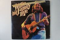 Willie and Family Live Doppel LP Gat 1978 CBS 88333 LP8
