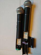 Telex Pro wireless microphones 70662.07 & 70662.22