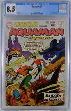 Showcase #31 CGC 8.5 1961 Second Aquaman