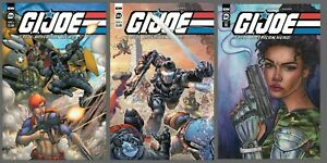 GI Joe Real American Hero #284 Cover A B Variant Set or 1:10 Option NM