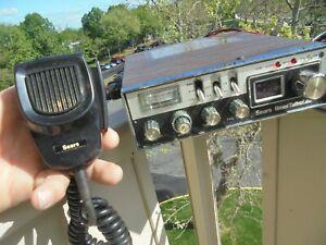 VINTAGE CB RADIO QUALITY MODEL RoadTalker 40 SSB