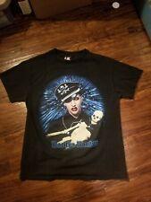 New ListingVintage Marilyn Manson Band Tee Shirt 2004 Rare Giant Against All Gods