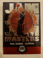 2019-20 Panini Mosaic Paul George Jam Masters #15 Clippers