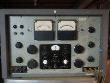 Calibration Instrument Galvanameter Radio Frequency Laboratory Model 829