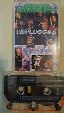 Arrested Development unplugged cassette album