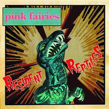 The Pink Fairies - Resident Reptiles [New Vinyl] Pink