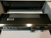 AUDIOSYSTEM F4 650 - amplificatore 4 canali, potenza RMS 4x170W 4Ohm, NUOVO
