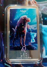 Niue 2 dollars 2011 Zodiac Leo  Silver 1 oz art by Kagaya