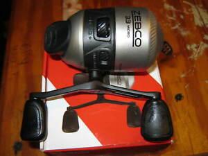 zebco micro 33 spincast