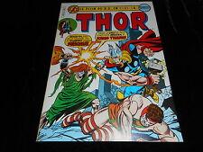 Thor 12 : Qui rôde au-delà du labyrinthe