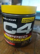 C4 Ripped Sport Pre Workout Powder Fruit Punch | NSF Certified for Sport + Sugar