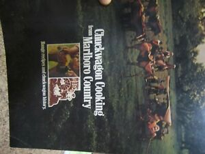 Chuckwagon Cooking from Marlboro Country Cookbook