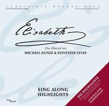 ORCHESTER DER VEREINIGTEN BUEH - ELISABETH-DAS MUSICAL-SING   CD NEU