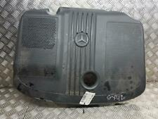 Mercedes W204 C Class 2011 To 2015 Engine Cover 2.1 Diesel A6510101467 OEM