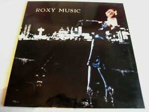 ROXY MUSIC ~ FOR YOUR PLEASURE ** 1973 UK 1st Pink Rim ISLAND LP