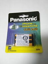 New HHR-P107 Ni-MH Rechargeable Battery 650mah for Panasonic Cordless Phone