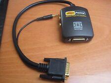 Phono PreAmp Record Player PC Interface Terratec Promedia