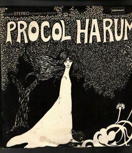 "PROCOL HARUM on LP "" PROCOL HARUM"" rock pop"