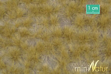 HO GRASS TUFTS - AUTUMN, EXTRA LONG - SUIT MODEL TRAIN, RAILWAY, DIORAMA etc
