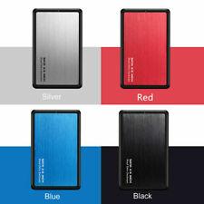 "2.5"" USB 3.1 Type-C SATA HDD SSD Slim Enclosure External Hard Disk Drive Case"