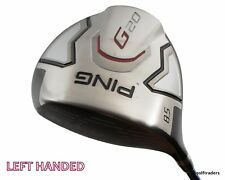 Ping G20 8.5º Driver Graphite Regular Flex Left Handed E3885