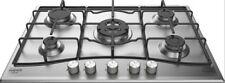Hotpoint Ariston Piano cottura 5 Fuochi incasso a gas L 75 cm Inox PCN752T/EX/HA