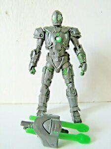 "Marvel Legends Titanium Man Iron Man Movie Series 6"" Inch Action Figure"