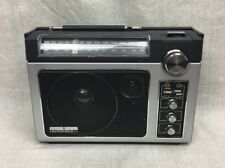 Vintage GE General Electric Superadio II 7-2885D Long Range AM FM Radio WORKS