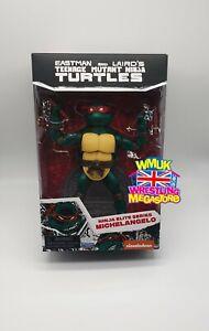 Playmates TMNT Teenage Mutant Ninja Turtle Elite Series PX Michelangelo