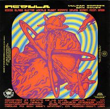 "NEBULA - THAT'S ALL FOLKS vulcan bomber / aquasphere 7""EP 2000 Beard Of Stars"
