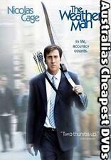 The Weather Man DVD NEW,  FREE POSTAGE WITHIN AUSTRALIA REGION 4