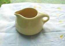 Russel Wright Lemon Yellow Creamer Iroquois Casual China Made USA