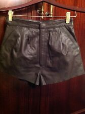 Nasty Gal Leather Shorts Small RRP 90$