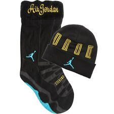 $60.00 507949-016 $60 Nike Air Jordan 11 XI Gift Pack black gamma stocking sock