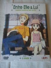 //NEUF entre elle et lui (Karekano) vol 4 - Coffret 2 DVD  DVD MANGA