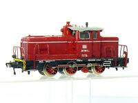 Fleischmann 4225 H0 DC Rangier-Diesellok BR 261 199-3 der DB, altrot
