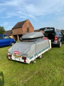 Trigano Chantilly GL Trailer Tent 6 Berth With Extras