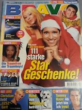 alte Bravo 52/1999 Cover Christmas. Tommy Haas.  Five. Kelly Family. uvm.