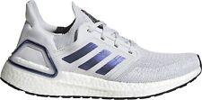 adidas Ultra Boost 20 Womens Running Shoes - Grey