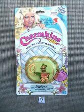 Vintage Hasbro Charmkins Doll Jewelry House *VHTF MIP Bunny Bunch Petal Pusher*