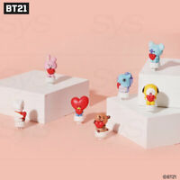 BTS BT21 OfficiaI Authentic Goods Keyboard Keycap + Tracking Number