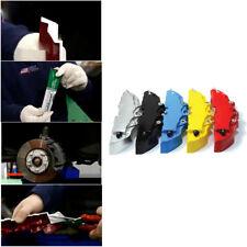 Auto Car Vehicle Wheel Brake Caliper Cover Decorative Red/Blue/Gray/White M Size