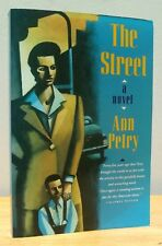 THE STREET Ann Petry SIGNED INSCRIBED BY THE AUTHOR Harlem NEGRO BLACK AMERICANA