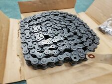 #60-1-R STAINLESS STEEL ATLAS ROLLER CHAIN 10FT NEW USA W/FREE CONNECTOR LINK