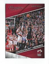 2014-15 Prestige Hardcourt Heroes #2 Chris Bosh Heat