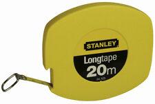 Rotella metrica nastro acciaio mt.20 STANLEY  -  0-34-105
